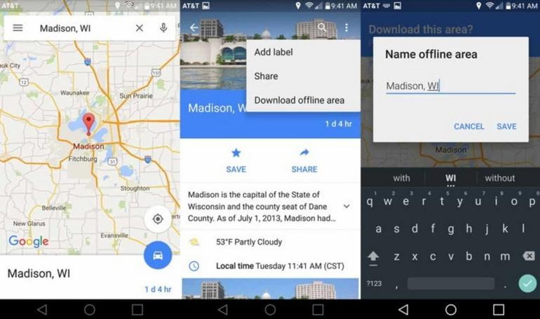 Download All Google Maps Data For Offline Use Pc