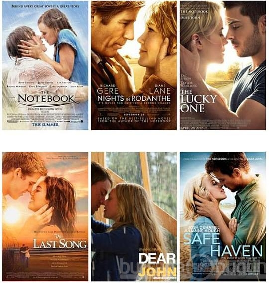the notebook film review essay