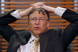 Bill Gates'ten Ctrl+Alt+Delete itirafı