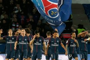 Ligue 1'de şampiyon Paris Saint-Germain