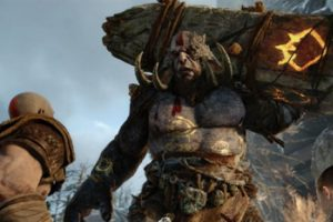 God of War'a New Game+ güncellemesi geliyor!