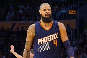 Tyson Chandler Lakers'ta