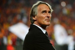 Riekerink'ten Galatasaray'a destek
