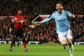 Manchester derbisi City'nin