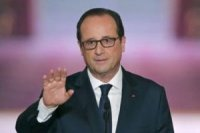 Hollande: 2017'de yokum