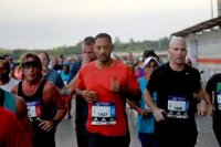 Will Smith Küba'da maraton koştu
