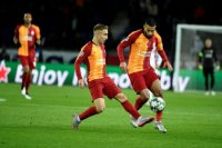 Galatasaray, Paris Saint-Germain'e 5-0 mağlup o...