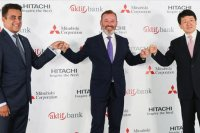 Aktif Bank'tan Hitachi ve Mitsubishi Corporatio...