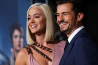 Katy Perry ile Orlando Bloom, Prens Harry ile M...