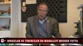 Hrszlar ve tinerciler bu mahalleyi bast  ZEL HABER