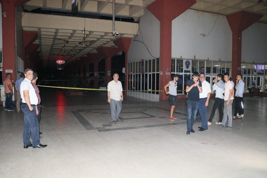 Adana otogarında bomba alarmı! ile ilgili görsel sonucu