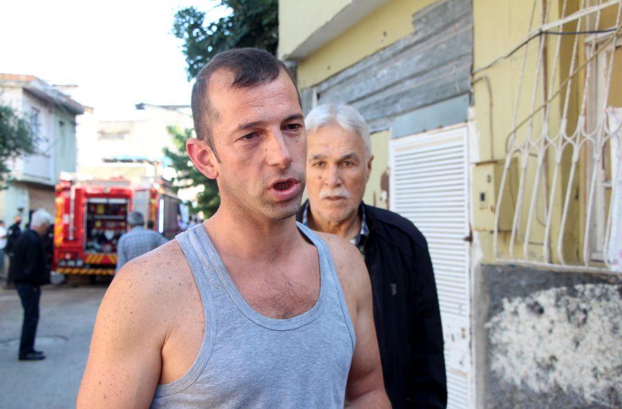 Yanan evde mahsur kalan engelli genci komşusu kurtardı - Bursada Bugün -  Bursa bursa haber bursa haberi bursa haberleri Bursa
