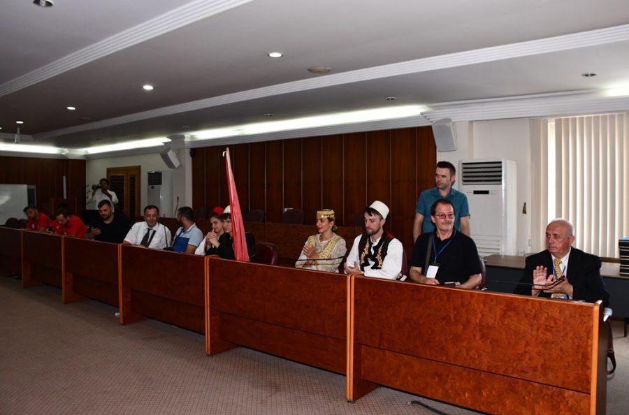 bld 2778 5d7b9ee92e705 - Bursa İnegöl Belediye Başkanı Taban Balkan ekiplerini konuk etti