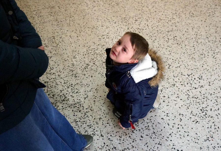 Marmaraereğli Haberleri: 4 yaşındaki Görkem, karne almak için ağladı 43