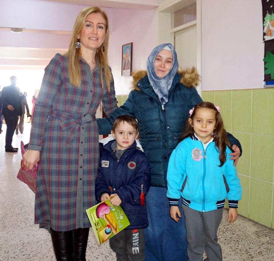 Marmaraereğli Haberleri: 4 yaşındaki Görkem, karne almak için ağladı 5