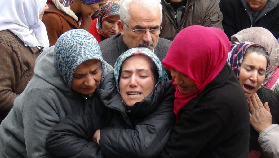 Simav Haberleri: Yangında ölen anne-oğul son yolculuklarına uğurlandı 1