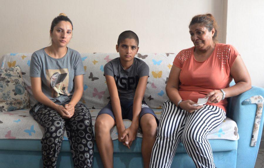 12 yaşındaki Kerem'in yeniden görmesi için 45 bin liraya ihtiyaç ...