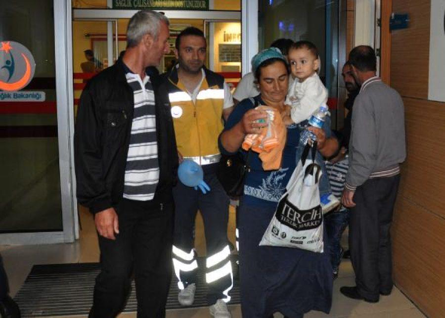 Bursada Hapları Şeker Zannedip Yutan Ahıska Türkü 2 Kardeş Hastanelik Oldu
