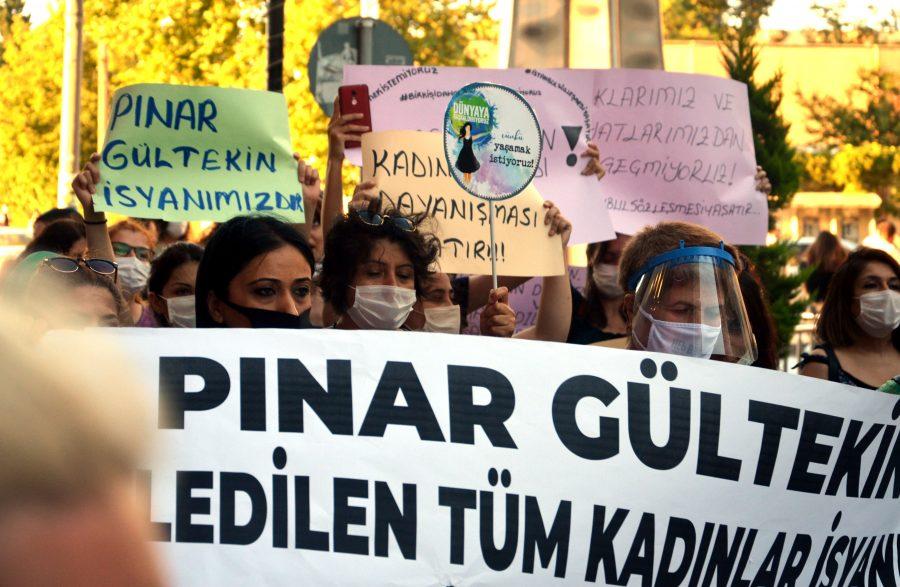 Pınar Gültekin'in vahşice öldürülmesi ve kadın cinayetleri ...