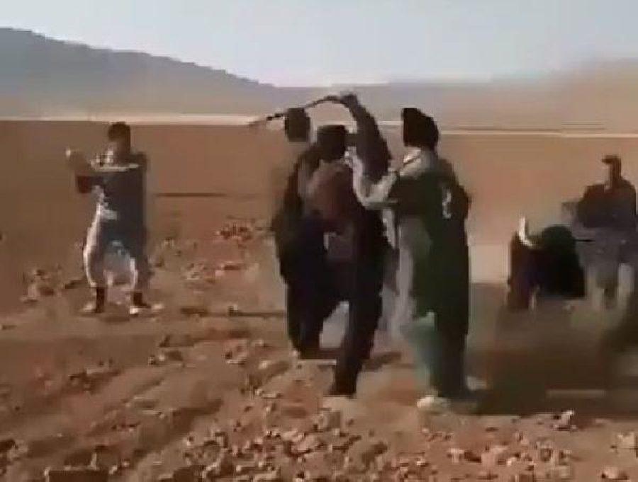 Şanlıurfada taş, sopa ve silah kullanılan kavga kamerada: 5 yaralı
