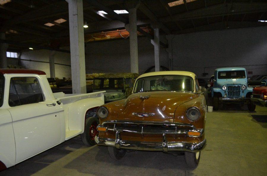 Bursada Klasik Araçlar Müzesi Gibi Fabrika Bursa Haberleri