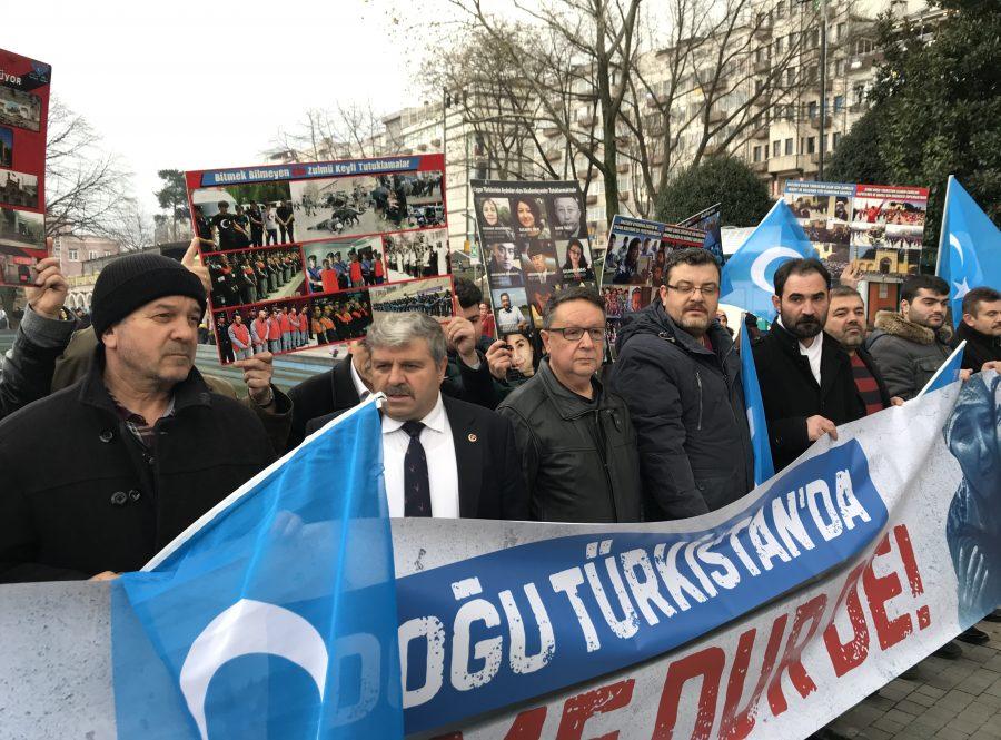 Bursa'da Doğu Türkistan protestosu - Bursada Bugün - Bursa bursa haber bursa haberi bursa haberleri Bursa