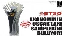 BTSO ekonomiye değer katanları ödüllendiriyor!
