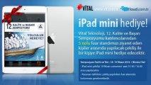 Vital Teknoloji'den iPad Mini hediye