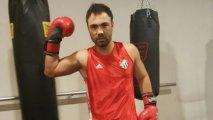 Bursa'da ücretsiz boks etkinliği