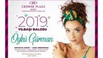Crowne Plaza Bursa Yılbaşı Programı