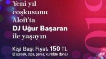 Aloft Bursa Hotel Yılbaşı Programı