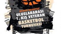 Uluslararası 1. Kış Veteran Basketbol Turnuvası