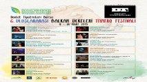 6. Uluslararası Balkan Ülkeleri Tiyatro Festivali