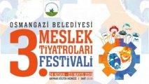 3. Meslek Tiyatroları Festivali