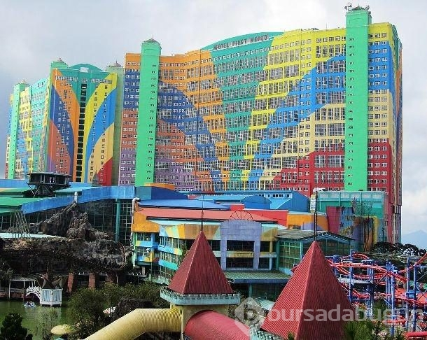 First World Hotel, Pahang - Malezya çirkin mimari ile ilgili görsel sonucu