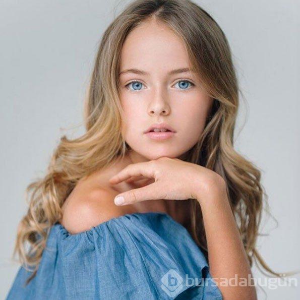 Dünyanın en güzel çocuğu Kristina Pimenova foto galerisi 5
