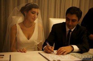 Polat Alemdar evlendi!