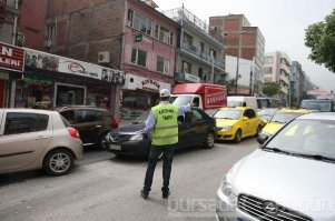 Bursa trafiği felç
