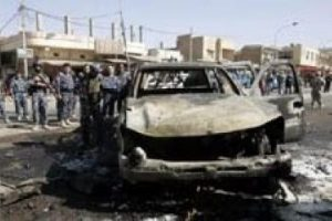 Irak'ta kanlı Pazartesi