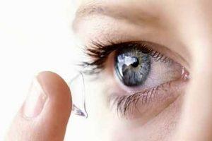 Çok odaklı lens yakın ve uzak görmeyi sağlıyor