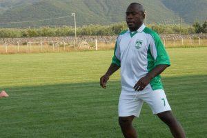 Bursa'ya Kamerunlu golcü