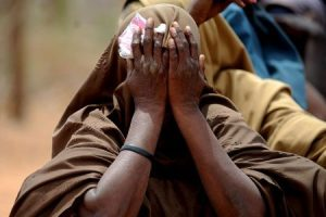 Kenya'da insanlık dramı