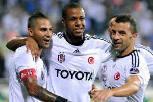 Kardeş Beşiktaş'a boyun eğdi