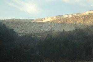 Baraj çevresinde doğa katliamı - ÖZEL HABER