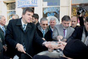 Aşure geleneği Balkanlarda yaşatılıyor