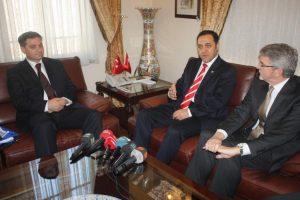 Kardeş ülke Bosna'dan Bursa'ya iş birliği çağrısı