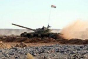 Suriye'den düşmanlarına gözdağı