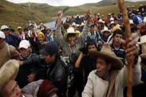 Peru'da 60 günlük olağanüstü hal