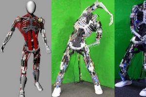 İnsana en çok benzeyen robot geliştirildi