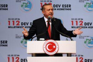 """Yeni barajlar kralı """"Erdoğan"""""""